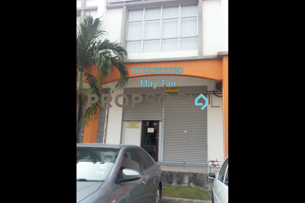 For Rent Shop at Taman Perindustrian Subang, UEP Subang Jaya Freehold Unfurnished 0R/2B 3.2k