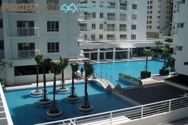 For Sale Condominium at Sea View Tower, Butterworth Freehold Unfurnished 3R/1B 413k