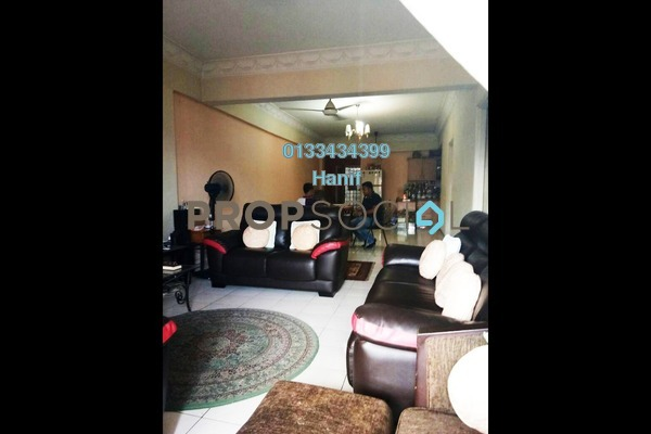 For Sale Apartment at Sri Mutiara, Sungai Besi Freehold Semi Furnished 3R/2B 490k