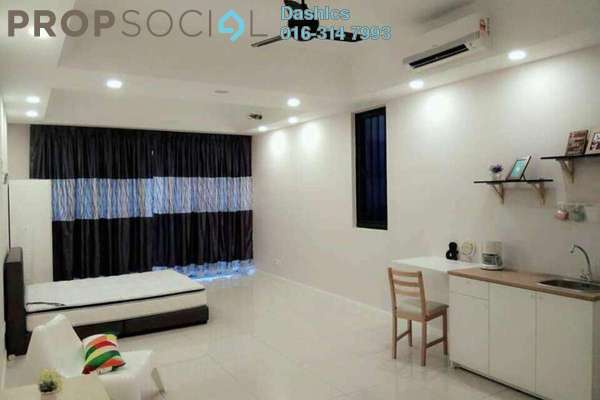 For Rent Condominium at Icon City, Petaling Jaya Freehold Fully Furnished 1R/1B 1.6k