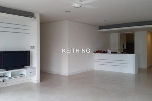For Rent Condominium at The Troika, KLCC Freehold Fully Furnished 1R/2B 8k