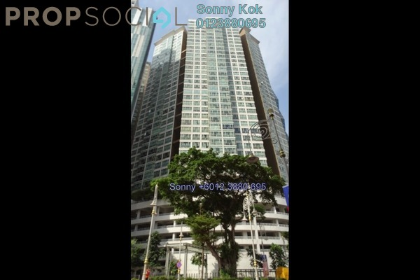 For Rent Office at 1 Sentral, KL Sentral Freehold Fully Furnished 0R/0B 1.28k