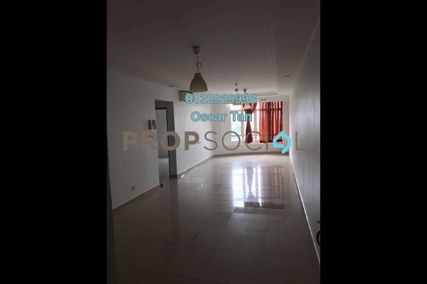 For Rent Condominium at Putra Majestik, Sentul Freehold Semi Furnished 3R/2B 1.6k