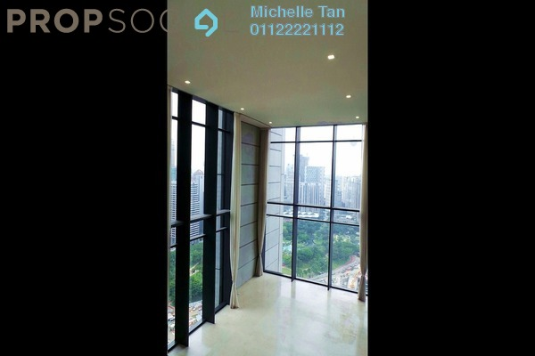 For Sale Condominium at The Troika, KLCC Freehold Semi Furnished 5R/7B 16.8m