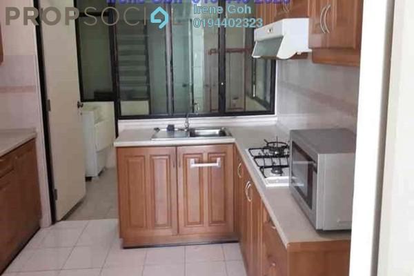 For Rent Condominium at Sri Pangkor, Pulau Tikus Freehold Semi Furnished 3R/3B 4.5k