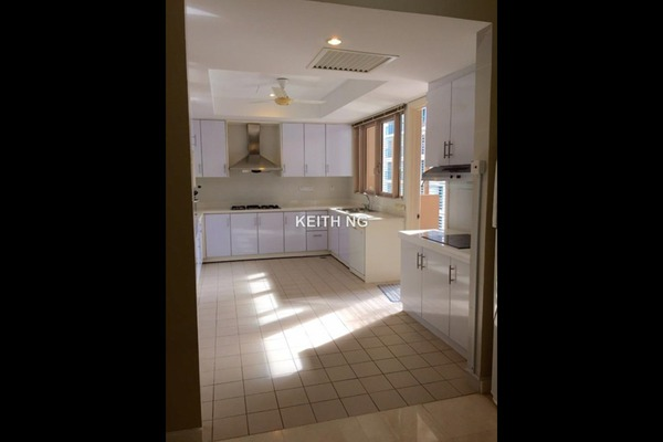 For Rent Condominium at Hampshire Park, KLCC Freehold Semi Furnished 3R/3B 7.8k