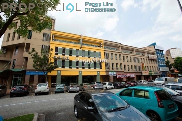 For Sale Office at The Strand, Kota Damansara Freehold Unfurnished 0R/0B 5.8m