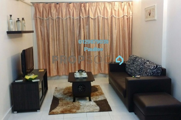 For Sale Condominium at e-Tiara, Subang Jaya Freehold Fully Furnished 2R/2B 450k