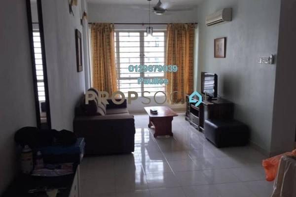 For Rent Condominium at e-Tiara, Subang Jaya Freehold Fully Furnished 2R/2B 1.8k