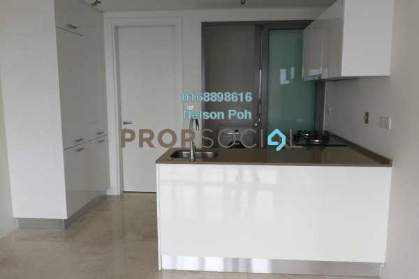 For Sale Serviced Residence at The Sentral Residences, KL Sentral Freehold Semi Furnished 1R/1B 1.32m