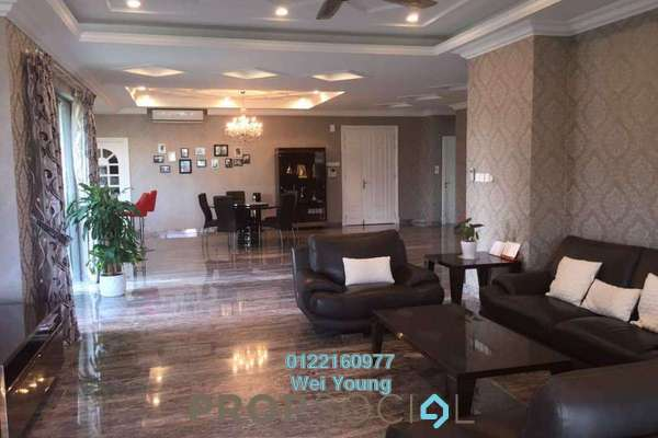 For Sale Condominium at Mont Kiara Damai, Mont Kiara Freehold Fully Furnished 4R/4B 2.25m