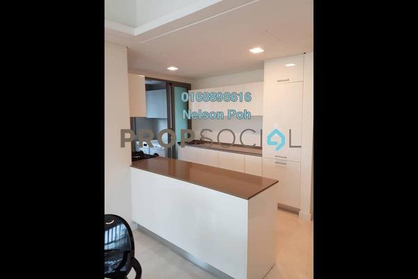 For Rent Serviced Residence at The Sentral Residences, KL Sentral Freehold Fully Furnished 2R/2B 5.1k