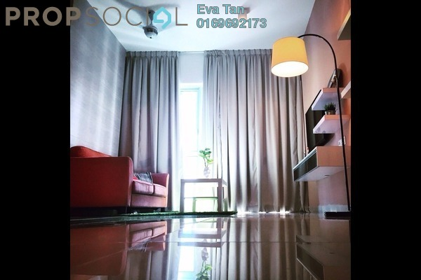 For Sale Serviced Residence at Regalia, Putra Freehold Fully Furnished 0R/1B 460k