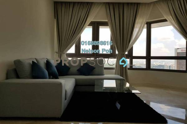For Rent Serviced Residence at The Sentral Residences, KL Sentral Freehold Fully Furnished 1R/1B 5.2k