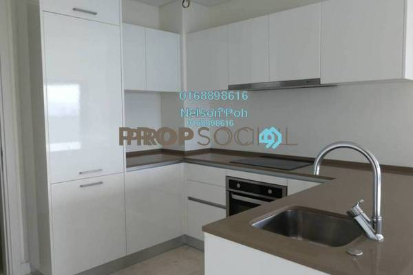For Sale Condominium at The Sentral Residences, KL Sentral Freehold Semi Furnished 3R/3B 2.5m