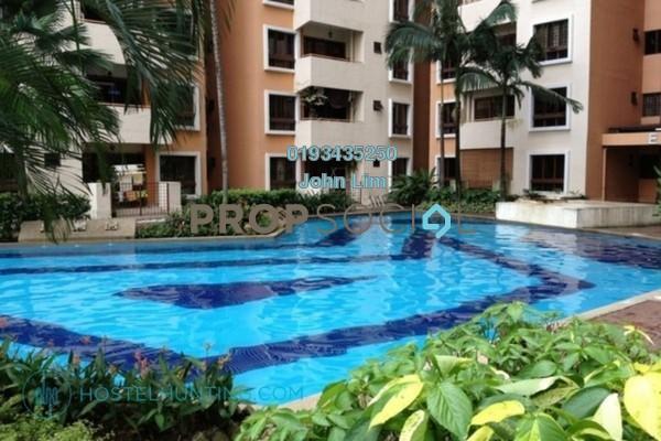 For Sale Condominium at Palm Spring, Kota Damansara Freehold Semi Furnished 3R/2B 428k
