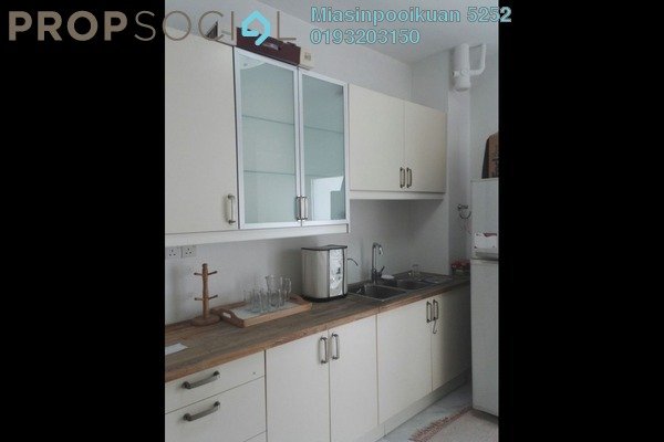For Rent Condominium at Bayu Sentul, Sentul Freehold Fully Furnished 4R/3B 2.15k