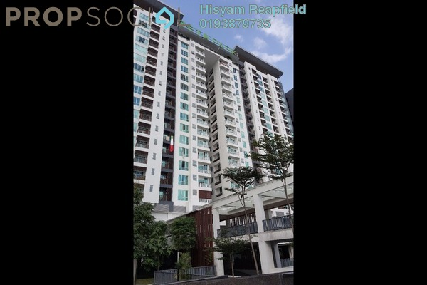 For Sale Condominium at ZetaPark, Setapak Leasehold Semi Furnished 3R/3B 680k