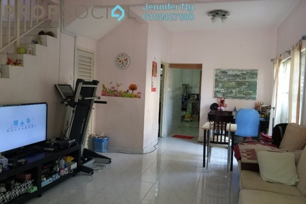 For Sale Terrace at PP 4, Taman Putra Prima Freehold Semi Furnished 4R/3B 618k