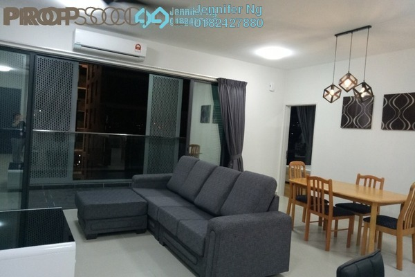 For Rent Condominium at Verde, Ara Damansara Freehold Fully Furnished 3R/2B 2.95k
