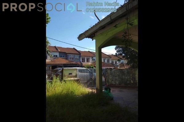 For Sale Terrace at Taman Mawar, Bandar Baru Salak Tinggi Leasehold Semi Furnished 4R/3B 378k
