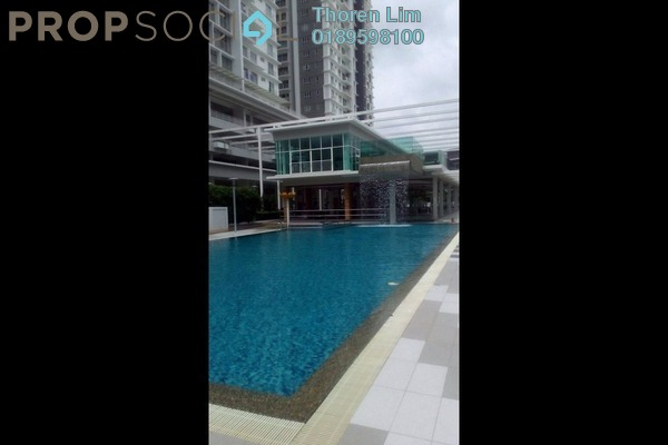 For Sale Condominium at Gardens Ville, Sungai Ara Freehold Unfurnished 3R/2B 610k