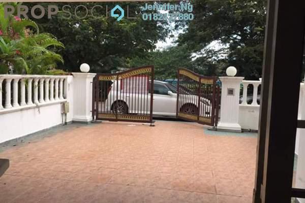 For Sale Terrace at USJ 1, UEP Subang Jaya Leasehold Semi Furnished 4R/3B 588k