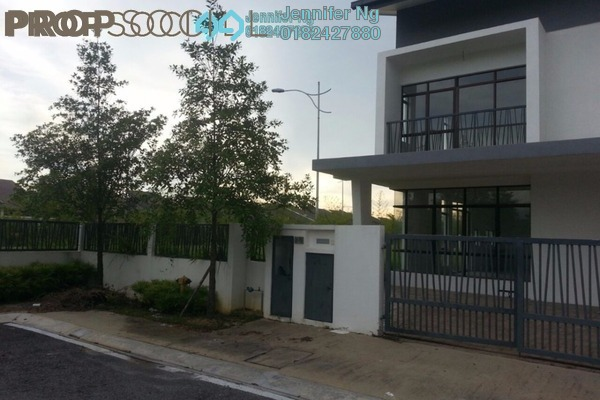 For Sale Terrace at M Residence, Rawang Freehold Unfurnished 5R/5B 980k