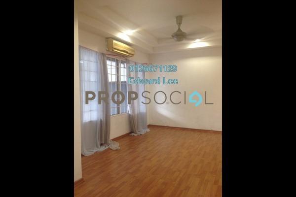 For Sale Terrace at Seri Utama, Kota Damansara Freehold Semi Furnished 4R/3B 900k