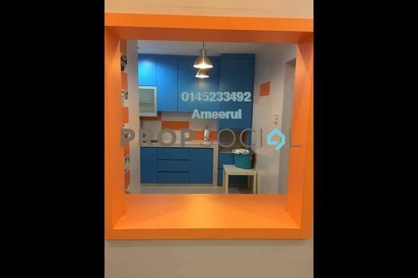 For Sale Condominium at Kawasan Perindustrian Pandan, Johor Bahru Freehold Unfurnished 3R/2B 320k