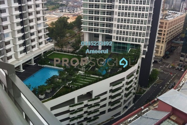 For Sale Condominium at TTDI Adina, Shah Alam Freehold Semi Furnished 3R/3B 585k