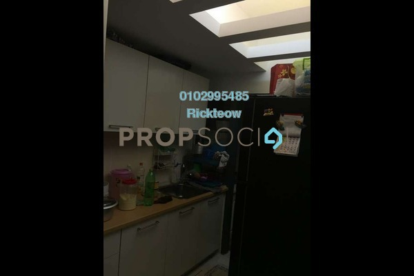 For Sale Condominium at Calisa Residences, Puchong Freehold Fully Furnished 3R/2B 300k