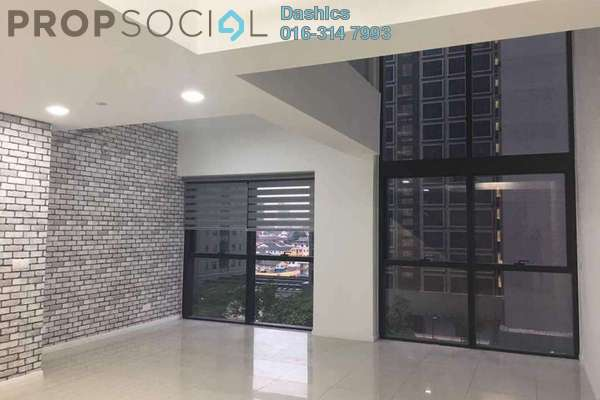 For Rent Condominium at Icon City, Petaling Jaya Freehold Semi Furnished 1R/2B 2.8k