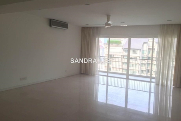 For Rent Condominium at Kiaraville, Mont Kiara Freehold Semi Furnished 4R/5B 10k