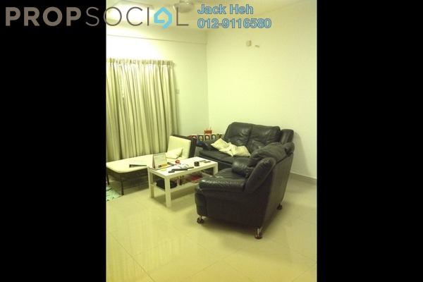For Sale Condominium at Cova Suite, Kota Damansara Leasehold Fully Furnished 3R/2B 613k