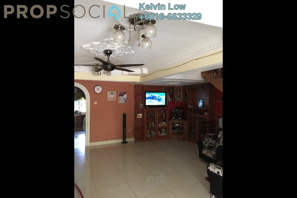 For Rent Terrace at Taman Puchong Perdana, Puchong Leasehold Semi Furnished 4R/4B 1.6k