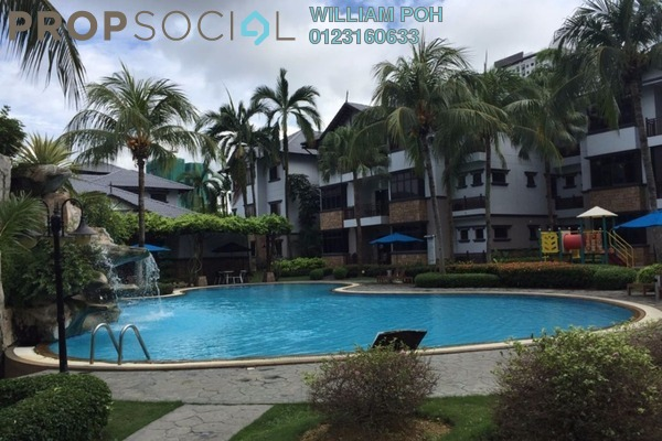 For Sale Condominium at D'Melor, Cyberjaya Freehold Semi Furnished 4R/4B 580k