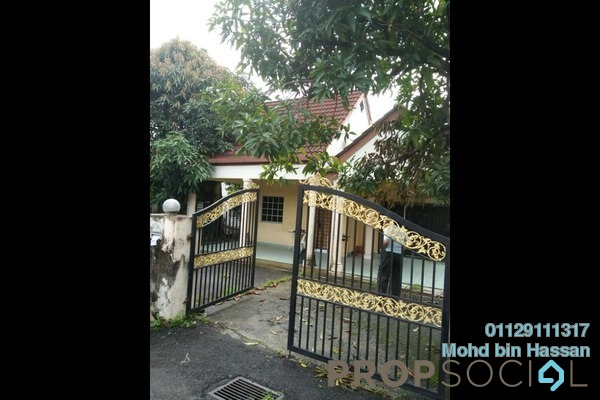 For Sale Bungalow at Taman Selayang Baru, Selayang Leasehold Unfurnished 4R/2B 700k