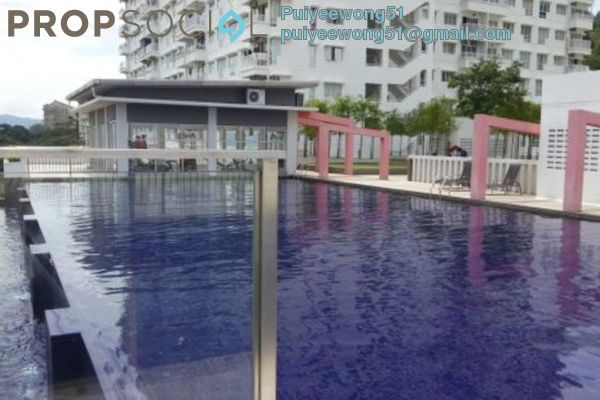 For Rent Condominium at Monte Bayu, Cheras Leasehold Unfurnished 3R/2B 1.3k