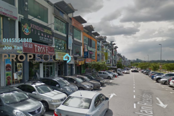 For Rent Shop at Mahkota Walk, Bandar Mahkota Cheras Freehold Unfurnished 0R/0B 4k