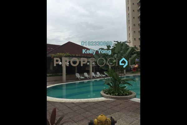 For Sale Condominium at Menara Damansara, Bandar Sri Damansara Freehold Semi Furnished 3R/2B 450k