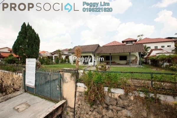For Sale Bungalow at SS3, Kelana Jaya Freehold Semi Furnished 6R/5B 3.5m