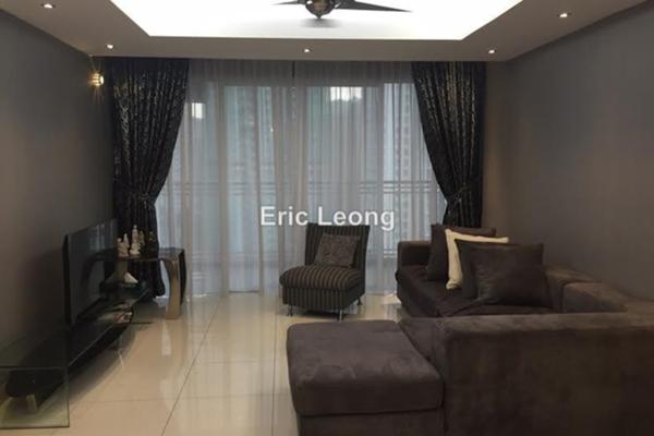 For Rent Condominium at Ceriaan Kiara, Mont Kiara Freehold Fully Furnished 3R/4B 4.5k
