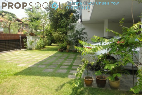For Sale Bungalow at Taman Pantai Indah, Batu Uban Freehold Semi Furnished 7R/4B 5.5m