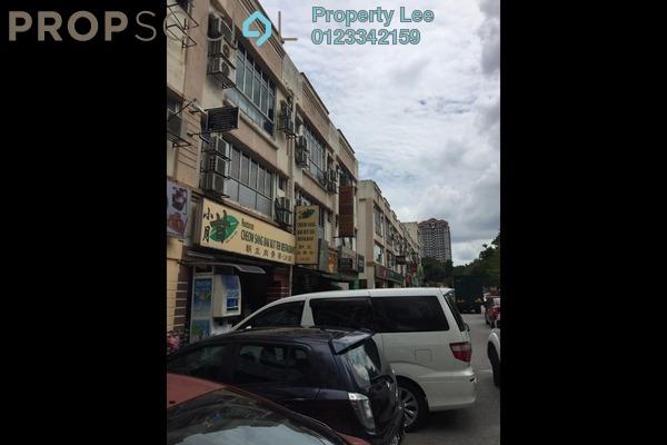 For Rent Shop at SunwayMas Commercial Centre, Kelana Jaya Freehold Semi Furnished 1R/1B 3.8k