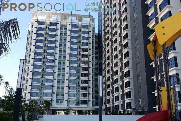 For Rent SoHo/Studio at Eve Suite, Ara Damansara Freehold Fully Furnished 0R/1B 1.8k