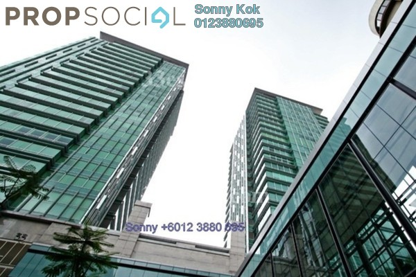 For Rent Condominium at Centrepoint, Mid Valley City Freehold Fully Furnished 0R/0B 1.45k
