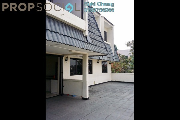 For Rent Bungalow at Bukit Bandaraya, Bangsar Freehold Semi Furnished 5R/5B 6k