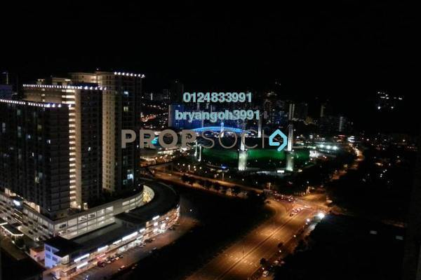 For Rent Condominium at Promenade Residence, Bayan Baru Freehold Semi Furnished 2R/2B 1.8k