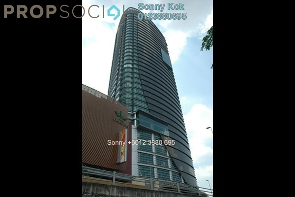 For Rent Office at The Gardens, Mid Valley City Freehold Fully Furnished 0R/0B 1.38k